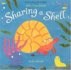 "Cover of ""Sharing a Shell"""