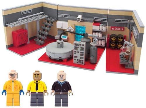 Lego Breaking Bad Superlab Playset Citizen Brick