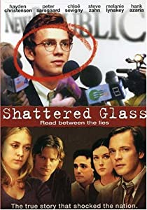 "Cover of ""Shattered Glass"""