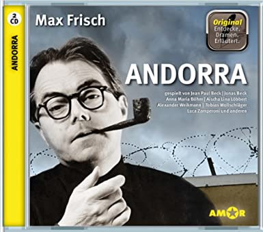 Max Frisch - Andorra (Amor Verlag)