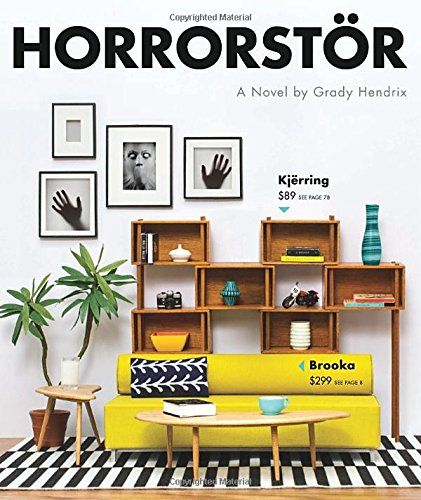 Horrorstor is available for purchase at major retailers