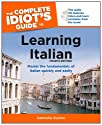 The Complete Idiot's Guide to Learning Italian, Fourth Edition (Idiot's Guides)