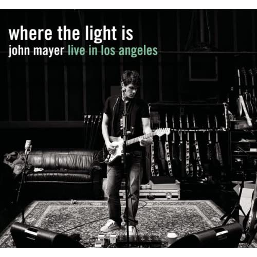 john mayers where the light is