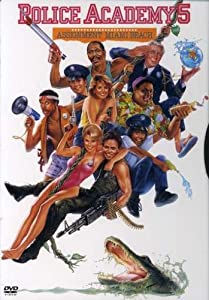 "Cover of ""Police Academy 5 - Assignment M..."