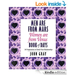 Amazon.com: Men Are From Mars, Women Are From Venus Book ...
