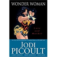 Love and Murder (Wonder Woman (DC Comics))