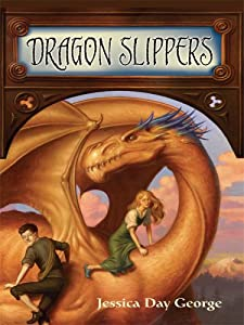 "Cover of ""Dragon Slippers (Thorndike Pres..."