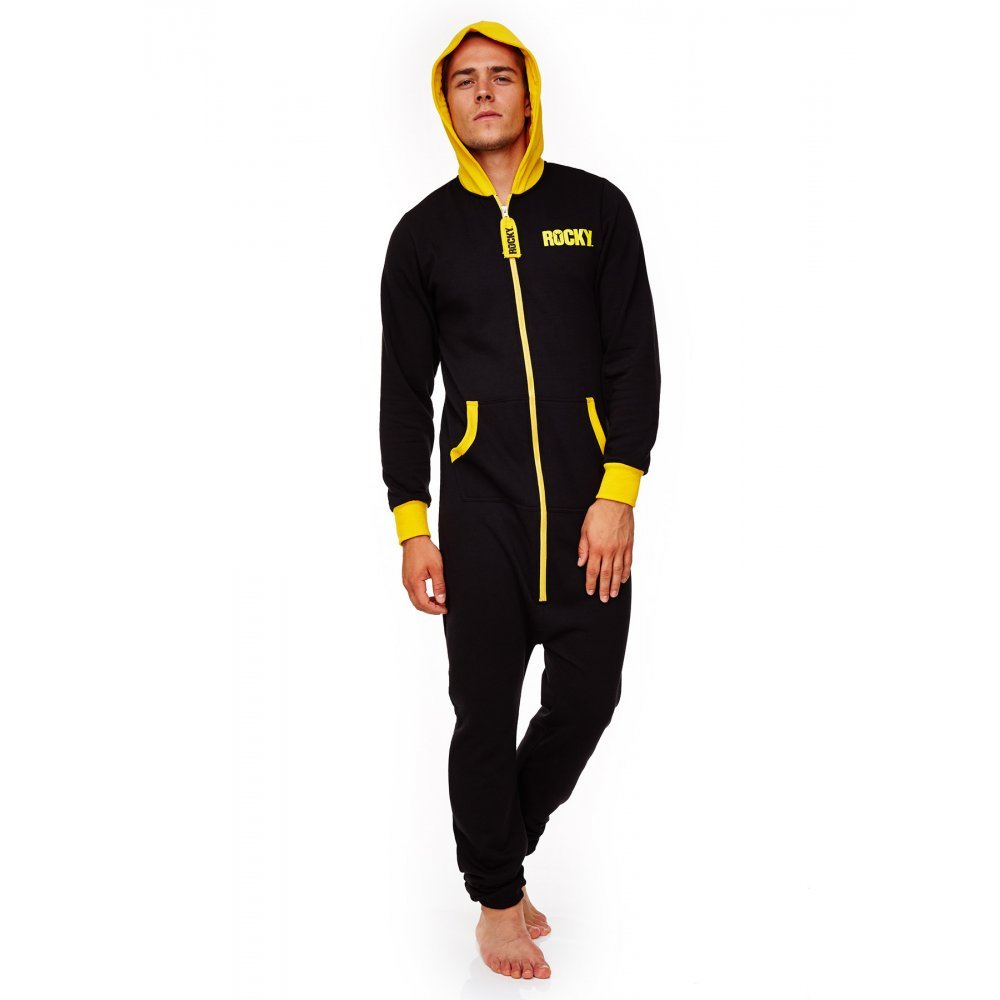 Groovy UK Ltd Men's Rocky Onesie