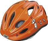 ABUS Kinder Fahrradhelm Chilly, Robot orange, 46-52 cm