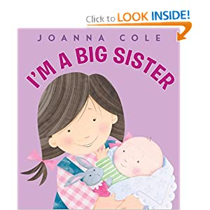 I'm a Big Sister (Spanish edition): Soy una hermana mayor