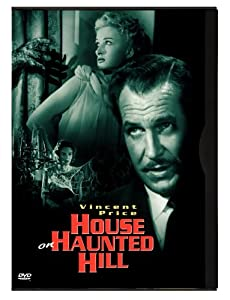 """Cover of """"House on Haunted Hill"""""""