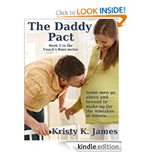 The Daddy Pact (The Coach's Boys)