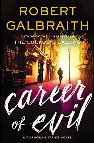 Robert Galbraith - Career of Evil epub book