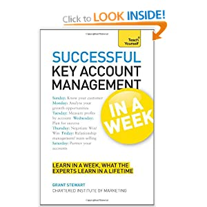 Teach Yourself Successful Key Account Management in a Week