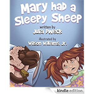 Mary Had a Sleepy Sheep book cover