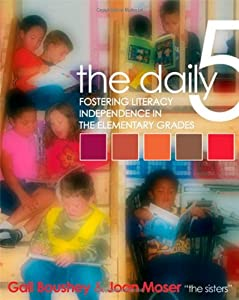 "Cover of ""The Daily Five"""