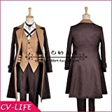 Bungo Stray Dogs Stray Dogs Nakahara Chuuya cloth clog shoes costume Sword Cosplay Prop