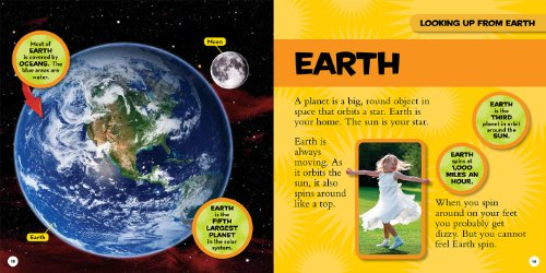 National Geographic Kids First Big Book of Space (National ...