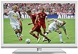 Grundig 32 VLE 8130 WG 81 cm (32 Zoll) LED-Backlight-Fernseher, Energieeffizienzklasse B (Full-HD, DVB-T/C/S2) weiß
