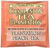 American Classic Pyramid Teabags, Plantation Peach, 12 Count