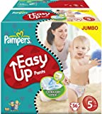 Pampers Easy up Gr.5 Junior 12-18Kg Jumbo 56 Stk.