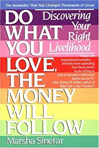 "Cover of ""Do What You Love, The Money Wil..."