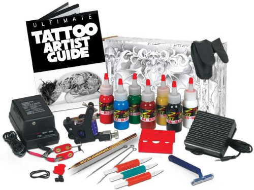 Superior Bargain Tattoo Kit