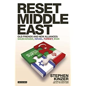 Reset Middle East: Old Friends and New Alliances. Stephen Kinzer