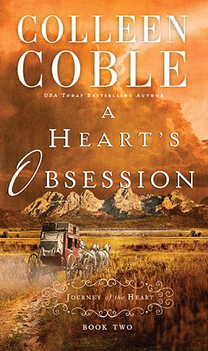 A Heart's Obsession (Journey of the Heart)