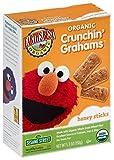 Earth's Best Sesame Street Crunchin' Grahams - Honey Sticks - 5.3 oz