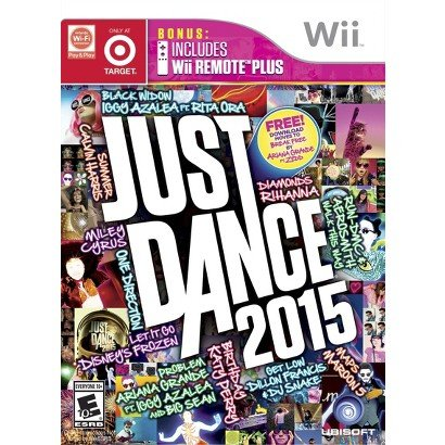Just Dance 2015: Includes Wii Remote Plus - Wii