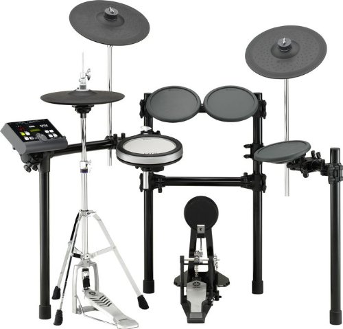 Yamaha DTX500 Series DTX530K Electronic Drum Set Pre-assembled Rack System