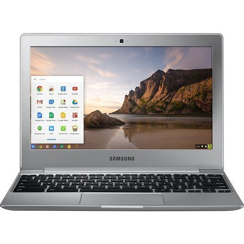 "Newest Samsung 11.6-Inch Chromebook 2 (Intel Dual-Core Celeron N2840 2.16GHz, 2GB RAM, 16GB SSD, 11.6"" HD Display 1366 x 768, Intel® HD Graphics, HD Webcam, Bluetooth, HDMI, 802.11ac, Chrome OS)"