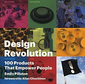 """Cover of """"Design Revolution: 100 Products..."""