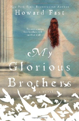 Cover of My Glorious Brothers by Howard Fast