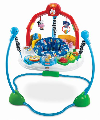 Fisher-Price Laugh and Learn Jumperoo