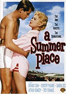 """Cover of """"A Summer Place"""""""