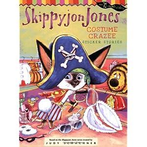 Costume Crazee (Skippyjon Jones)