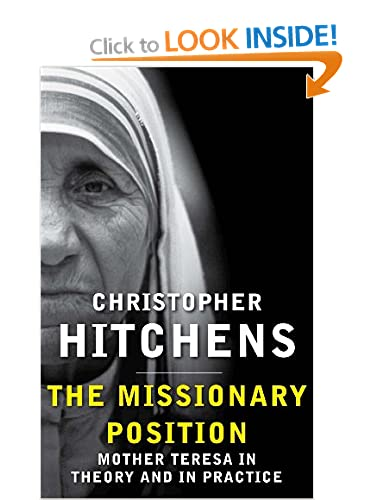 missionary position by Christopher Hitchens