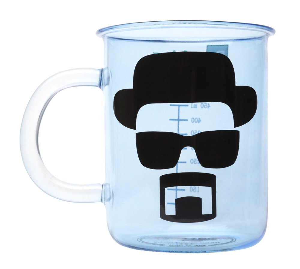 "Breaking Bad ""Stooble"" Beaker Coffee Mug"