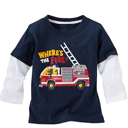 Baby-Box-Little-Boys-kids-long-sleeve-T-Shirts-Size-4T