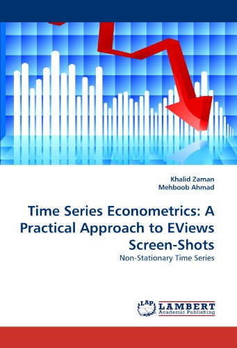 Time Series Econometrics: A Practical Approach to EViews Screen-Shots: Non-Stationary Time Series