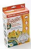 Eggies Never Peel a Hard-Boiled Egg Again!, Garden, Lawn, Maintenance