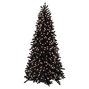 buy Black Ashley Spruce Christmas Tree