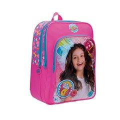 Disney-4742451-Luna-Star-Mochila-Escolar-192-Litros-Color-Rosa