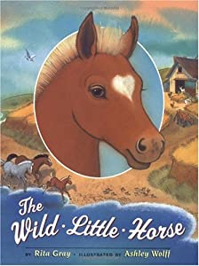 """Cover of """"The Wild Little Horse"""""""