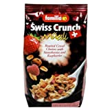 Familia Swiss Crunch Muesli with Strawberries and Raspberries
