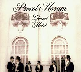 "Cover of ""Grand Hotel"""