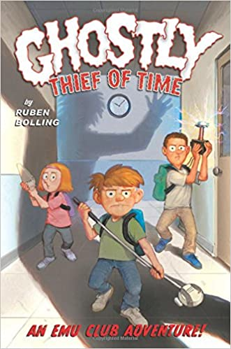 Ghostly Thief of Time Review