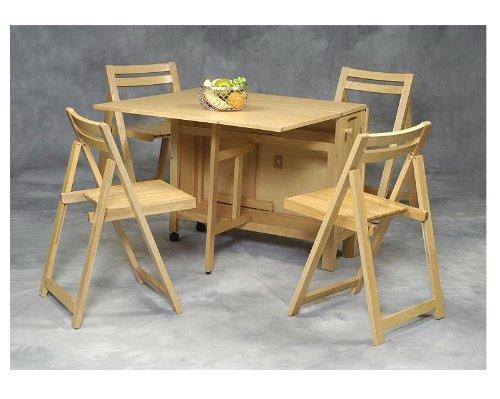 Buy Low Price Linon Home Decor Products 5 Pcs Drop Leaf